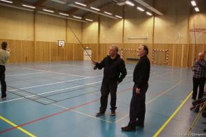 FFT inomhusträning